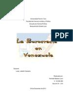 Burocracia en Venezuela