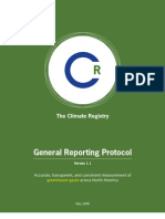 The Climate Registry - GHG General Reporting Protocol - Contains GHG Account Methodologies