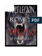 Wolf Legion; Rome's Vampire Wars Ch 1 free preview