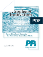 PPI - Ripples of Innovation - Minnesota Charter Schools (Schroeder 2004)