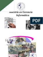 Maestría en Gerencia Informática PUCESA