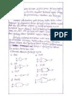 Analisa Dan Kesimpulan Praktikum VHDL