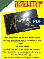 Northern Lights Flyer 9015404