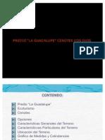 Presentacion La Guadalupe