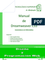Manual Dream Weaver