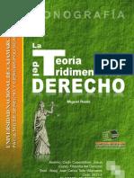 La Teoría Tridimensional del Derecho