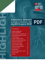 Guías 2010 AHA
