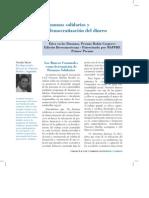 Finanzas Solidarias y democratización del dinero - N. Meyer