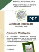 Almidones Modificados