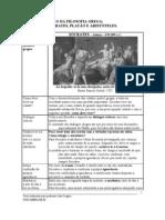 Socrates, Platao e Aristoteles - O Periodo Aureo Da Filosofia Grega