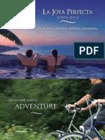 La Joya Perfecta Brochure