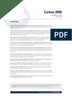Carbon 2008