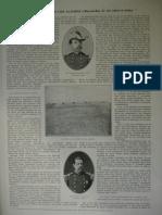 Revista Zig-zag 26 Mayo 1907 Batalla de Tacna
