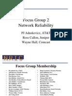 FG2 Reliability Sept13