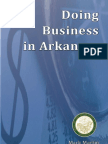 Doing Business in AR