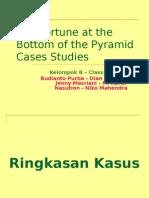 Identifikasi Kasus Bottom of Pyramid - C. K. Prahalad