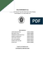 makalah TRANSPERSONAL