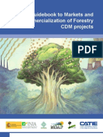 Guidebook to Markets and Commercialization of Forestry - CDM Projects