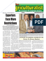The Agriculturalist --Nov 2011 Issue