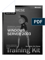 Windows Server 2003 Training Kit PL