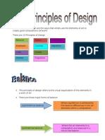 The Principles of Design by Noor Azlee Jumaah (192146)