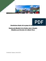Conferencia Cochabamba 1