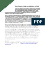 Esteatohepatitis No Alcohólica y su Relación con la Diabetes Mellitus