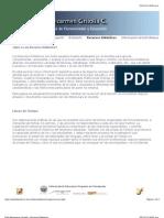 Prof. Maricarmen Grisolía - Recursos Didácticos