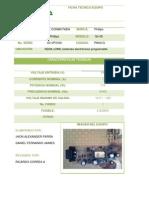 Lista de Componentes Electronicos de Una Fuente Conmutada