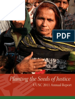 2011 — Planting the Seeds of Justice