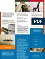 Global Entry Brochure