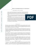Sergei Merkulov and Bruno Vallette- Deformation Theory of Representations of Prop(erad)s