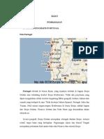 Letak Geografis Portugal