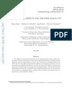 Jurgen Fuchs, Matthias R. Gaberdiel, Ingo Runkel and Christoph Schweigert- Topological Defects for the Free Boson CFT