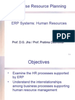 ERP-Human Resource Module