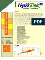 OptiTekServices Mining