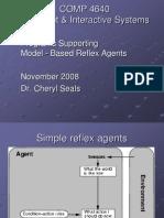 2.ModelBased Reflex Agent Intro