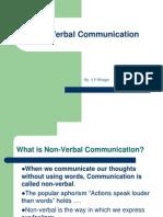 Non-Verbal Communication Final 11