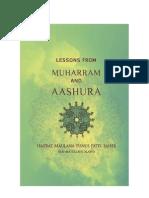 Muharram Aashura Booklet