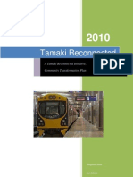 Tamaki Community Transformation Plan