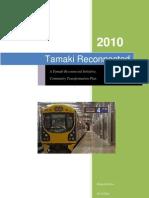 Tamaki Community Transformation Plan