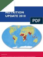 Nutrition Update 2010