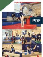Celebration of NIST Internal Gymnastics Event
