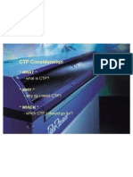 CTP Presentation
