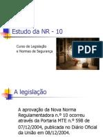 Estudo da NR-10