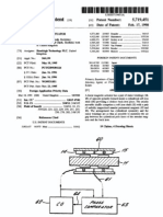 5719451 Linear Magnetic Actuator