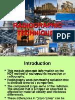 Radio Graphic Techniques