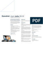 Turbo.264 HD Datenblatt