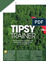 Tipsy Trainer - Light Aviation - December 2011