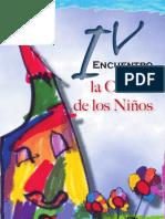 """Libro IV Encuentro La Ciudad de los Niños. """"Participación social de la infancia"""""""
